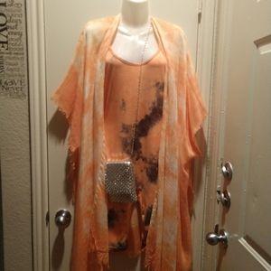 Other - Tie dye Romper Set